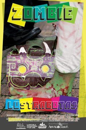 Zombie Lustrabotas 2012